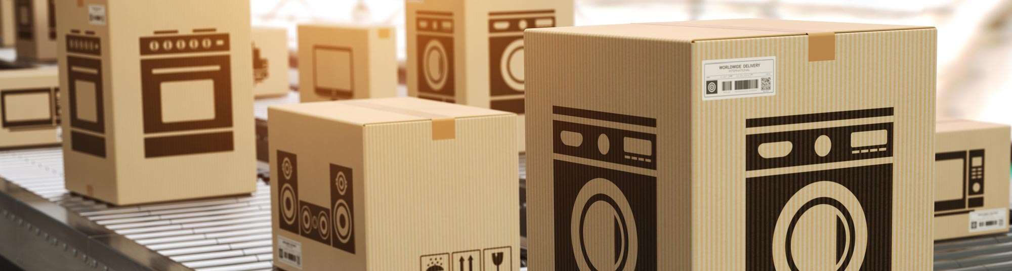 3d printing consumer goods background